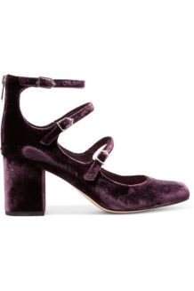 sam-edelman-velvet-three-buckle-heels