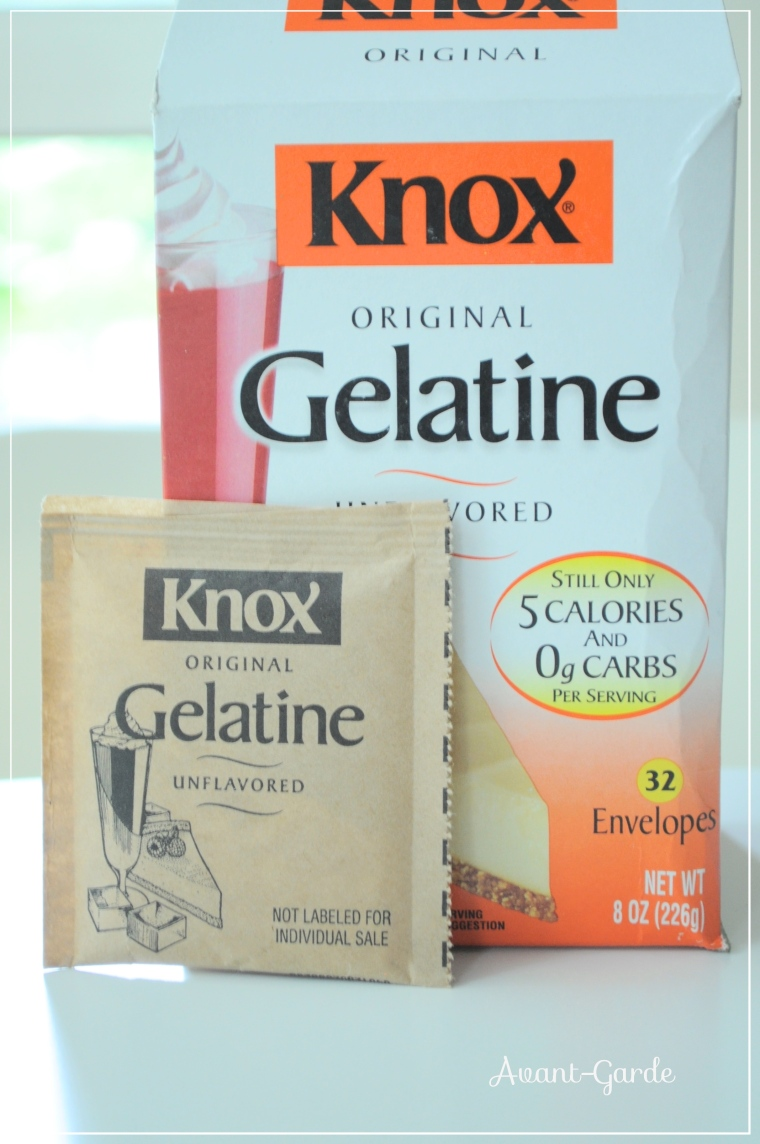 Knox gelatin