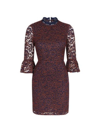 bell-sleeve-lace-dress-125-plus-cash-back-topshop
