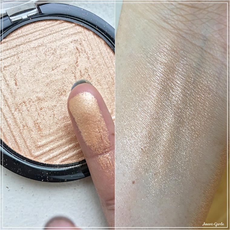 Maybelline Master Chrome Highlighter In Molten Gold Review