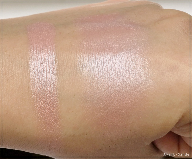 wet n wild botanic dream swatch