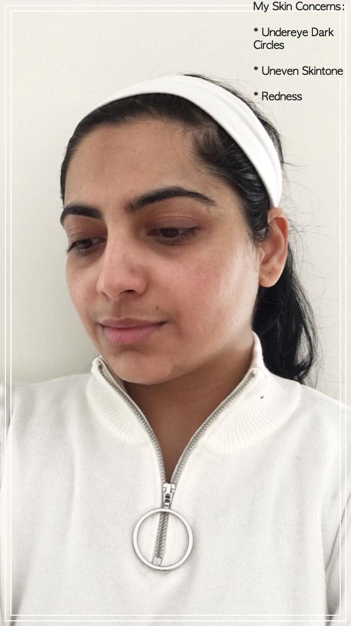Minimal makeup for beginners