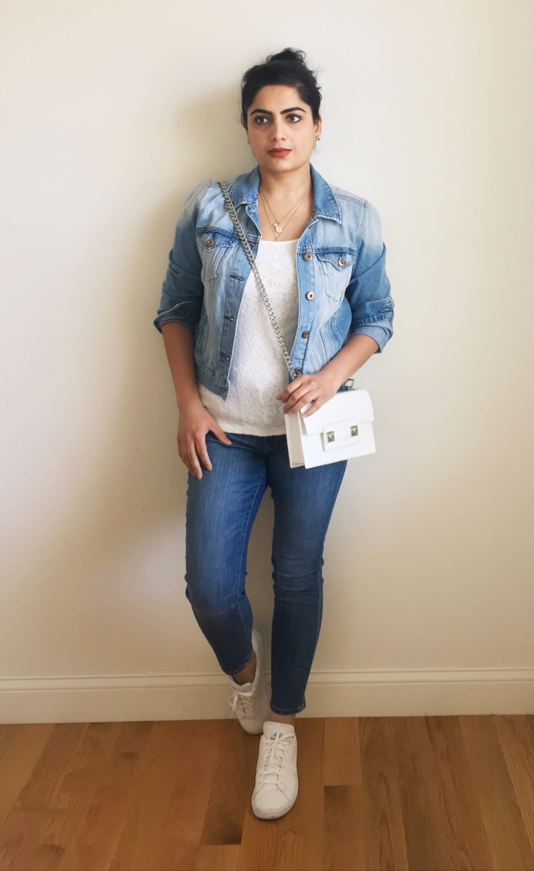 denim jacket outfit